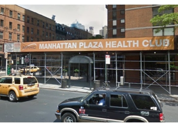 New York gym Manhattan Plaza Health Club
