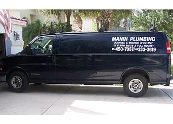 Pembroke Pines plumber Manin Plumbing Service LLC