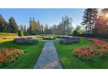 Spokane public park Manito Park