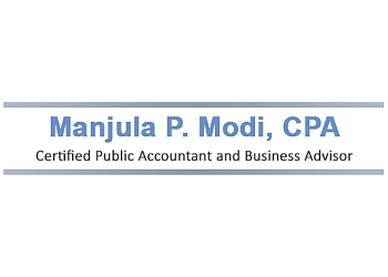 Fort Worth accounting firm Manjula P Modi, CPA