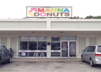 Fort Worth donut shop Manna Donuts