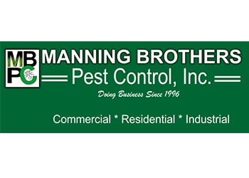 Fort Lauderdale pest control company Manning Brothers Pest Control, Inc.