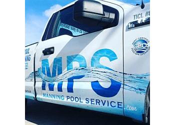 Houston pool service Manning Pool Service