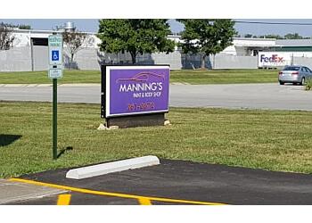 Louisville auto body shop Manning's Paint & Body Shop