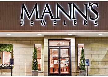 Rochester jewelry Mann's Jewelers