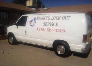El Paso locksmith Manny's Lock Out Service