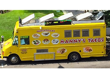 Long Beach food truck Manny's Tacos