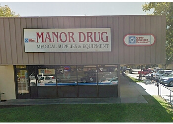 Fresno pharmacy Manor Drug