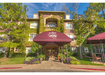 Oklahoma City assisted living facility Mansion at Waterford Assisted Living