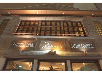 Newark sushi Manu's Sushi Lounge