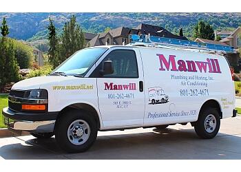 Salt Lake City hvac service Manwill Plumbing, Heating & Air Conditioning