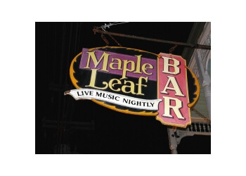 New Orleans night club Maple Leaf Bar