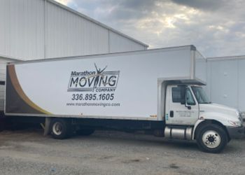 Greensboro moving company Marathon Moving Company, Inc