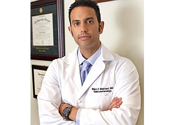 Los Angeles gastroenterologist Marc David Makhani, MD