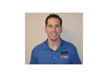 Raleigh physical therapist Marc Douek, MPT