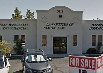 Las Vegas real estate lawyer Marc L. Simon