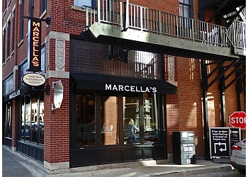 Columbus italian restaurant Marcella's Short North