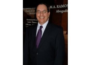 Laredo immigration lawyer Marco Antonio Tony Ramos - RAMOS & VILLALPANDO