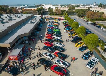 Irvine places to see Marconi Automotive Museum