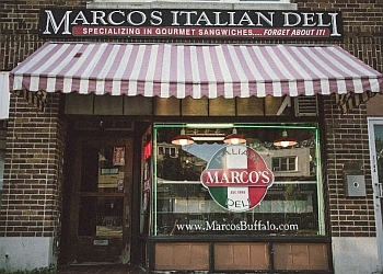 Buffalo sandwich shop Marco's