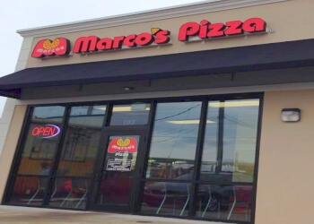 Mobile pizza place Marco's Pizza