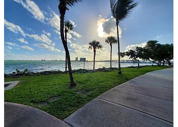 Miami public park Margaret Pace Park