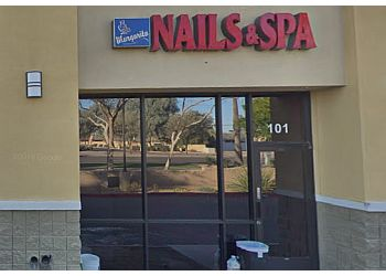 Gilbert nail salon Margarita Nails & Spa