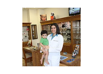 Columbus eye doctor Dr. Maria Gutierrez, OD