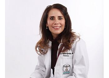 McAllen pediatrician Maria Hoffman-Guardia, MD