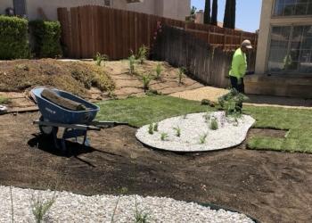 San Bernardino landscaping company Mariano's Landscape