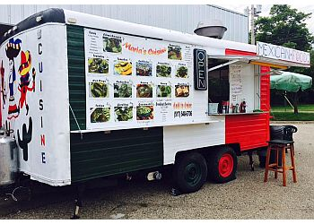 Lansing food truck Maria's Cuisine Mexican food
