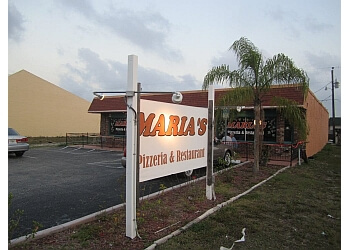 Cape Coral pizza place Maria's Pizzeria & Restaurant