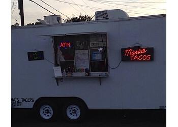 Fresno food truck Maria's Tacos