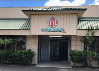 Honolulu dry cleaner Marie Louise Cleaners