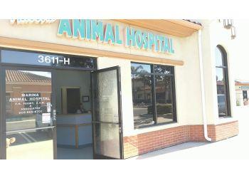 Oxnard veterinary clinic Marina Animal Hospital