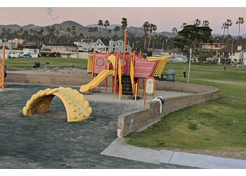 Ventura public park Marina Park