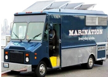 Seattle food truck Marination