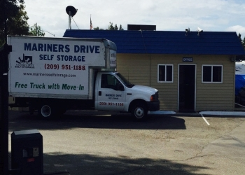Stockton storage unit Mariners Drive Self-Storage