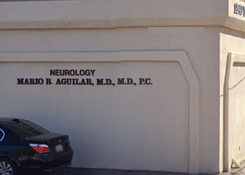 Las Cruces neurologist Mario R Aguilar, MD