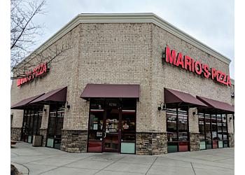 Greensboro pizza place Mario's Pizza
