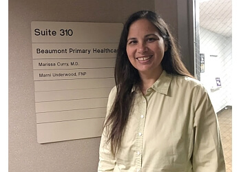 Beaumont primary care physician Marissa Curry, MD