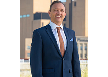 Fort Worth personal injury lawyer Mark A. Anderson