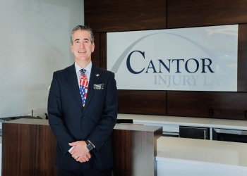 St Louis personal injury lawyer Mark Cantor