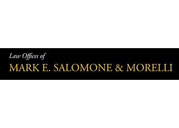 New Haven personal injury lawyer Mark E. Salomone & Morelli