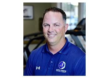 Sacramento physical therapist Mark Eddy, PT, OCS, CSCS