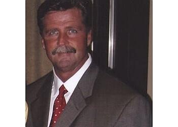 Little Rock criminal defense lawyer Mark F. Hampton