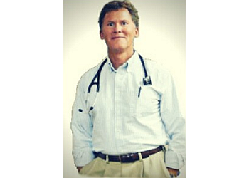 Colorado Springs primary care physician Mark Fraley, DO