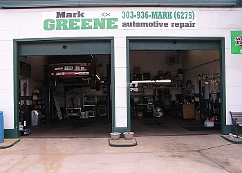Lakewood car repair shop Mark Greene Automotive Repair