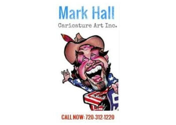 Mark Hall Caricature Art Inc Aurora Places To See