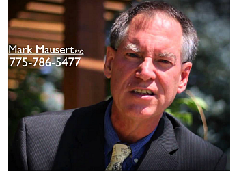 Reno employment lawyer Mark L. Mausert